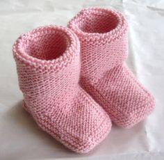 For en tid tilbake fikk jeg spørsmål om hvordan jeg gikk fram når jeg strikket de babysokkene som jeg har laget en del av . Jeg lovet ...