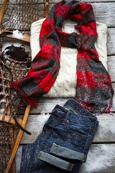 Cozy up for the slopes!   Abercrombie.com