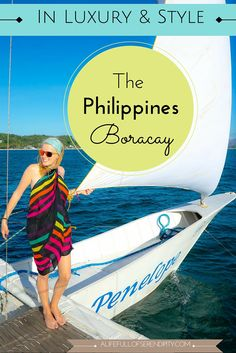 Boracay in Luxury and Style! Looking for an affordable luxury get-away? Boracay in the Philippines is the place for you! See how I have celebrated my 30th Birthday.