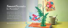 SmartScent de PartyLite  Catalogue Hiver/Printemps 2014