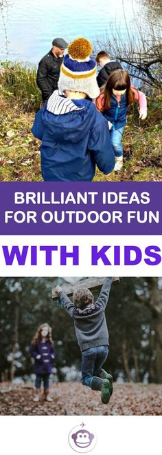 Getting outdoors doesn't have to cost any money, either – most family fun day ideas are completely free. Here are some brilliant ideas if you want to get outside and enjoy the fresh air! #family #parenting #uk #trips #inspiration #familytrip #familyfun #outdoors #adventure via @mytravelmonkey