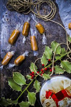 Fotogrammi di zucchero: Caramelle mou fatte in casa: #regali di Natale homemade