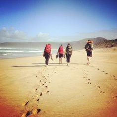 Finishing the Otter Trail Arctic Weather, Walk For Life, Provinces Of South Africa, And So The Adventure Begins, Countries Of The World, Summer Sun, Hiking Trails, Live, Continents