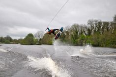 wake boarding in Terryglass, Lough Derg, County Tipperary Sit Back, Wakeboarding, Canoe, Niagara Falls, Sailing, Cruise, Boat, Activities, Water