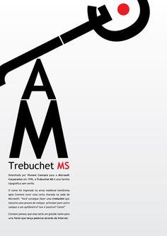 Trebuchet MS por Fabio Lobo | http://fabiolobo.com.br