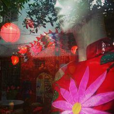 ...red pagoda
