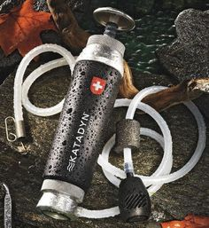 ... Purifiers: Smart-Camping-Guide.Com - Backpacking Water Filter Systems