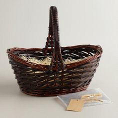 Create Your Own Gift Baskets - Basket Kits | World Market
