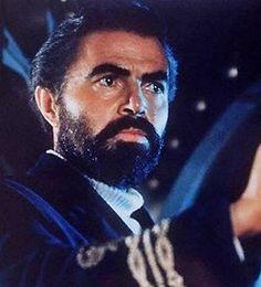 "In Leagues Under the Sea,"" James Mason played Captain Nemo. Actor James, Leagues Under The Sea, Jules Verne, British Actors, Nautilus, Sci Fi Fantasy, Hot Guys, Hot Men, Golden Age"