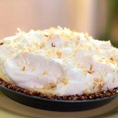 Macadamia Coconut Cream Pie - Kin Community
