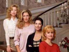 Sisters This is forever my favorite show. Watched every episode as they were on. I still remember when George Clooney wasn't a star and blew up on this show. Poor Sela Ward.