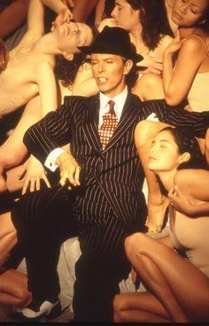 Music icon and all-around legend David Bowie Angela Bowie, David Bowie, Ziggy Stardust, Lady Stardust, David Jones, Duncan Jones, The Thin White Duke, Major Tom, Tribute