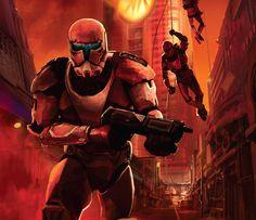 Imperial Commando: Deception: Chapter 1 by Freelancerrook on DeviantArt Star Wars Commando, Republic Commando, Star Wars The Old, 501st Legion, Star Wars Wallpaper, Star Wars Baby, Star Destroyer, Tumblr, Clone Trooper