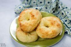 Gluten free Fat Head dough low carb bagels recipe