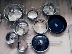 Indra testet... Produkttests aller Art: Viel Freude beim Kochen mit dem Topfset Josie von KOPF