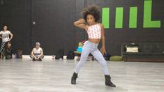 Charlize Glass | Beyoncé - Yoncé (12 years old) | Hollywood Choreography
