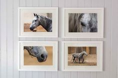 Horses wall art photography horse art girl by UnAirDeParisByAlbane, $65.00