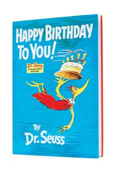 Birthday rhyming fun. #Seuss #KohlsCares $5.00