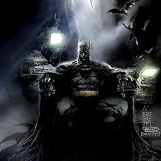 Batman thrones