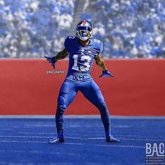 #OBJ ❤️ Football 101, Football Jokes, Giants Football, Football Is Life, Sport Football, Football Players, Football Uniforms, College Football, Cool Football Pictures