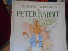 The Complete Tales of Peter Rabbit. Paperback. 1985. Beatrix