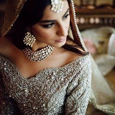 How gorgeous is this #bridaldress by #suffuse  #fashion #bridalwear #desibrides…