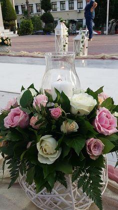 Ποιότητα, φρεσκάδα στα λουλούδια που κάνουν το στολισμό του γάμου σας ξεχωριστό. Anthemion Wedding