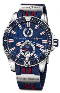 Ulysse Nardin Marine Diver Monaco Limited Edition 2014 263-10LE-3/93_MON
