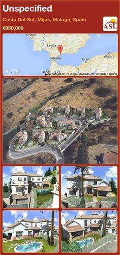 Unspecified in Costa Del Sol, Mijas, Málaga, Spain ►€950,000 #PropertyForSaleInSpain