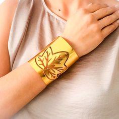 "Brazalete ""Eva Skin"" By Alejandra Valdivieso  Jewelry Cuffs Colombia"