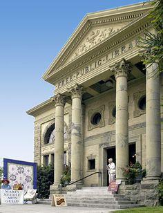 National Register #88000925: Petaluma Carnegie Library in Sonoma County, California