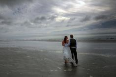 Our daughter and new son-in-law.  Kalaloch, Sept 2011