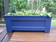 diy planter boxes | DIY Planter Boxes
