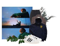 """""""Untitled #869"""" by jaykitten123 ❤ liked on Polyvore featuring Topshop, Abercrombie & Fitch and adidas Originals"""