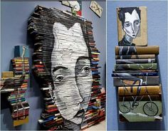 Books decoration