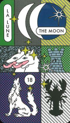 The Moon - Kenzo Tarot - rozamira tarot - Picasa Web Albums