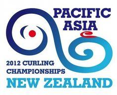 2012 Pacific-Asia Curling Championships Curling, Asia, Company Logo, Logos, Logo