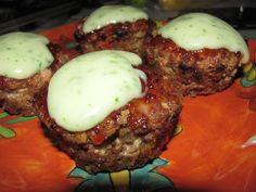 Healthy Barbecue Meatloaf Muffins | Slender Kitchen
