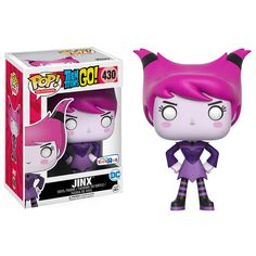 Teen Titans Go Jinx Now Available at ToysRUs.com - POPVINYLS.COM