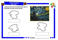 Los colores de Van Gogh