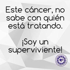 #survivorcancer #Survivor #cancersucks #Cáncer #cancer