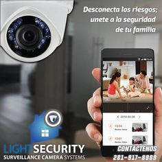 Light Security Surveillance C ( Security Surveillance, Alarm System, Ip Camera, Photo And Video, Phone, Instagram, Security Systems, Natural Stones, Business