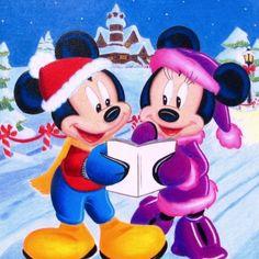 Disney Christmas Songs, Disney Christmas Ornaments, Disney Pins, Baby Disney, Disney Art, Kids Cartoon Characters, Cartoon Kids, Disney Characters, Mickey And Minnie Tattoos