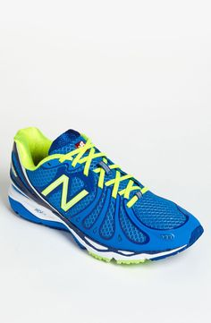 6ddb39847cf New Balance Running Shoe For Men By New Balance; Seam-welded, no-sew  construction offers a smooth fit in a lightweight running shoe by New  Balance augmented ...