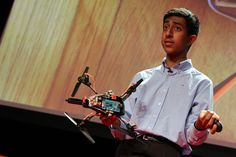Mihir Garimella is a Google Science Fair winner, robotics enthusiast, and Pennsylvania high school student. His winning science project? Flybot, an autonomous flying robotwhose design was inspired...