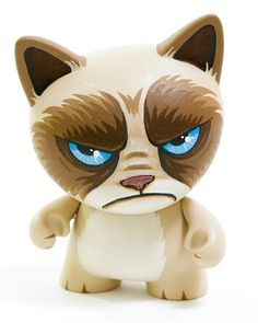 Custom Grumpy cat Trikky by ReverendBonobo on DeviantArt :)