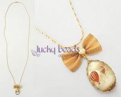 lucky beads by Güneş Kutlar - Kolye 400