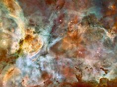 NGC 3372 - Nebulosa de Carina