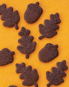 Christmas Cookie Recipes: Chocolate-Ginger Cookies