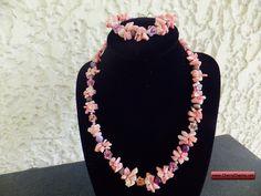 CherryCharm's Jewelry Set Design Marga (Necklace and Bracelet) Set Design, Bracelet Set, Jewelry Sets, Stage Design, Stage Equipment, Bangle Set